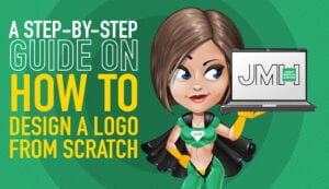 How to Design a Logo From Scratch - JMH